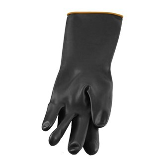 Zuurbestendige handschoenen XL
